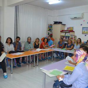 Anaokulu Veli Toplantısı